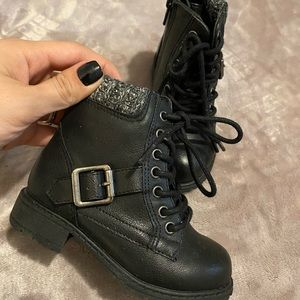 Other - Toddler combat boots